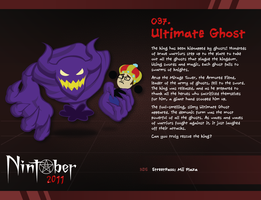 Nintober 037. Ultimate Ghost by fryguy64