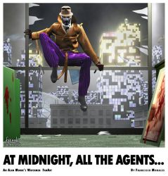 At midnight all the Agents by feeank