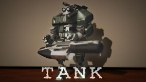 TANK by JAW1002