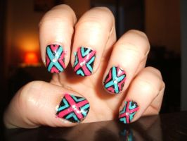 X marks the spot by lettym