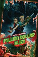 Million Dolar Alien - Front cover only by LawrenceMann