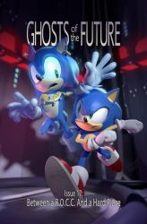GOTF issue 17 cover by EvanStanley