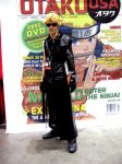 Cloud cosplay at AX '08 by l33tswordmaster