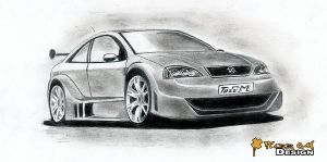 Opel Astra DTM by TaZZCM
