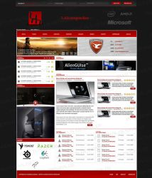 Ultimedia Gaming - SOLD by h1xndesign