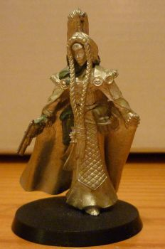 Inquisitor 54mm: Acolyte by soulfreeze