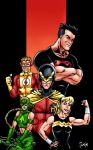 DC2 Young Justice by joeyjarin
