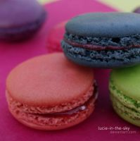 macarons I by lucie-in-the-sKy
