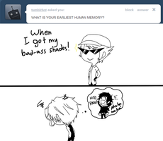 1st Tumblr Question loool by artist-san