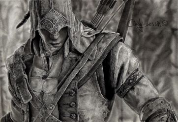 ''Nothing is true, everything is permitted'' by cindy-drawings