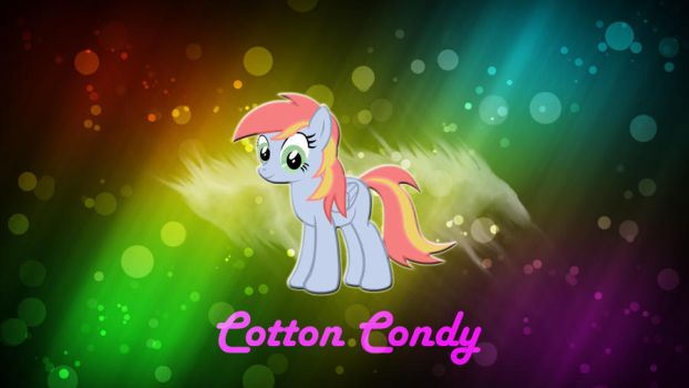 Cotton Candy by WiskeyMike1