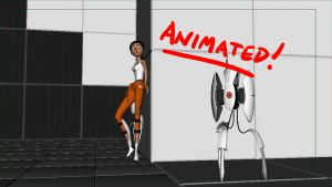 Chell Rig Performance Test by alexzemke