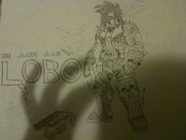 The Main Man LOBO! by thedestoryerofworlds