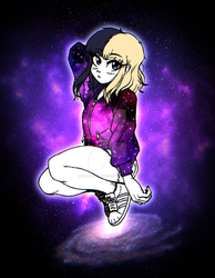 Space Savvy by FrancoTieppo