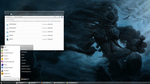 My current desktop by NfERnOv2
