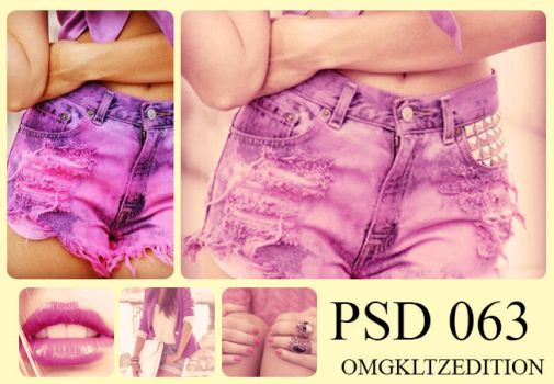 PSD 063 by OmgKltzEdition