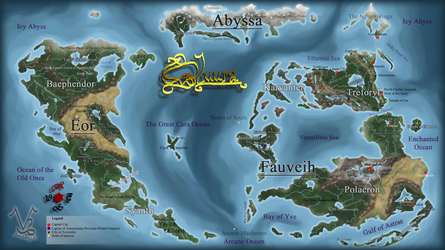 Oluura Physical Atlas Cities World Map by artboy-2