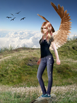 Maximum Ride by MoonStarWithWings