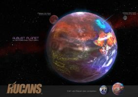 [RUCANS] Aubust Planet by Adry53