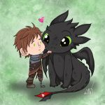 HTTYD- Best Friends by AliAvian