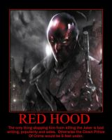 The Red Hood by TopcowImage2dF