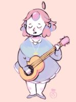 Peach Pearl by Smitreen