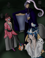 [P-NO] Spoopy Halloween by Celebell