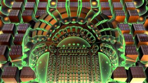 RADIOACTIVE DECAY by Topas2012