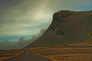 Iceland - come back for home by PatiMakowska