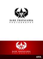 Logo 73 - Dark Propaganda Photography by AryaInk