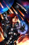 Mass Effect by MidnightZone