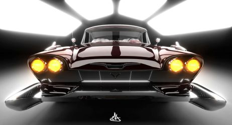 Plymouth Front by mherrador