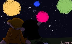 :Firework: by Curlytop13