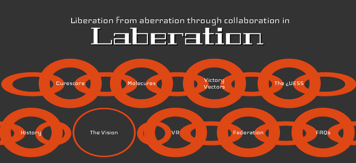 Laberation Header The Vision by VulpineDesignsULTD
