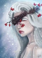 Today I saw Rose Hips by Flesh-Odium