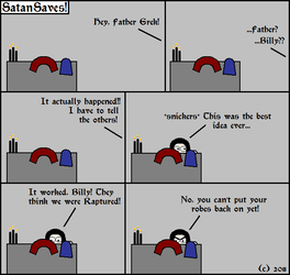 40---The Rapture Part 2 by SatanSaves