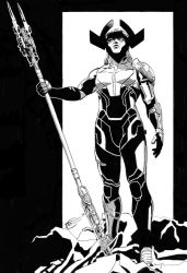 Proxima Midnight by Sketch64