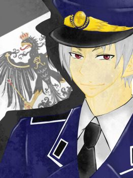 Prussia. by dat0cupcake0tho