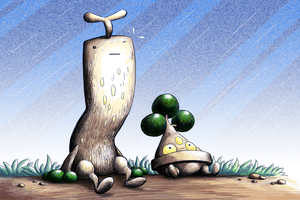 The Sudowoodo Family