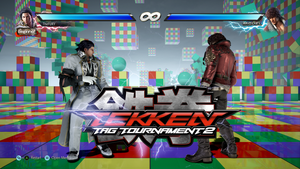 Tekken Tag Tournament 2 Health Bar by MudassarRiaz