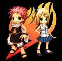 Fairy Tail by Dreambeing