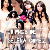 Pack 3. PNG's Selena Gomez. by Sheiswonderful
