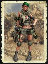 Foreign Legion by Riguel by Riguel3d