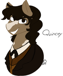 Dracula's Quincey by CyberHorse10
