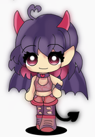 Vivian  Commission 2 for by MelodiyaMoon