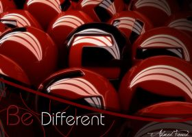 Be Different by moonwound