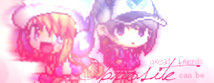 Signature/Banner Commission   AyeCookie by unanify
