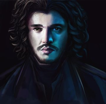 Jon Snow by Jalapenostark