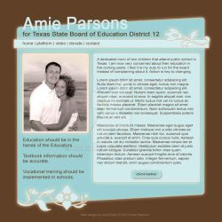Parsons for Texas SBOE Dist 12