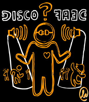 disco deaf by r4ind4nce